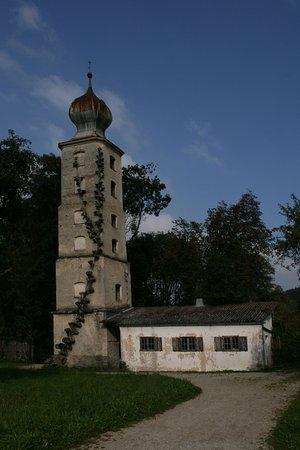 Zisterzienserkloster Raitenhaslach: weitläufiges Gelände