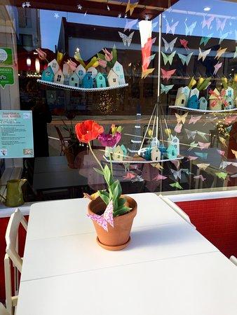 Le Cafe de Paris: Tulip Festival