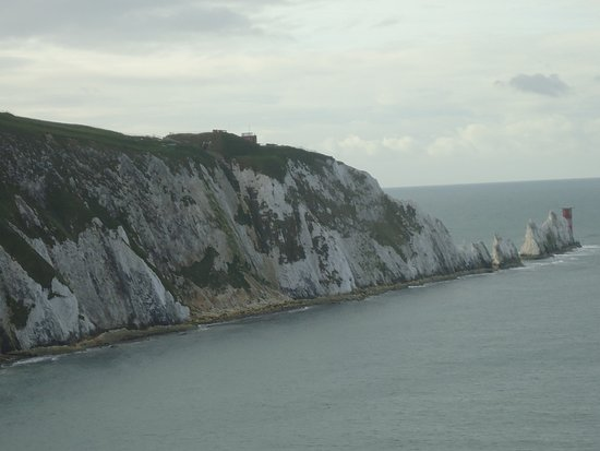 Totland, UK: The Needles
