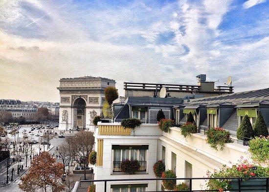Picture of hotel napoleon paris paris for Location hotel a paris