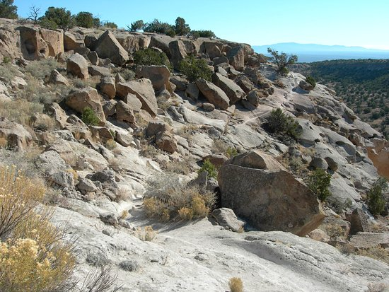 Los Álamos, Nuevo Mexico: Trail