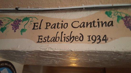 Mesilla, NM: El Patio Cantina