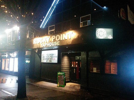 Port Moody, Canada: Rocky Point Taphouse