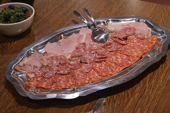 Bilzen, เบลเยียม: Heerlijk buffet
