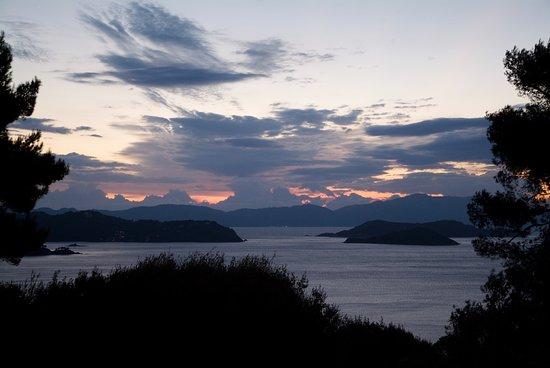 Vasilias, Greece: before the sun rises