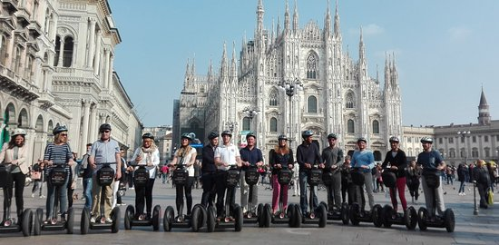 Milan City Day Tours - Segway & Bike