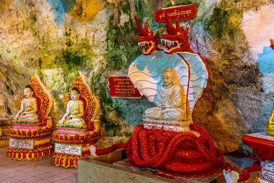 Pindaya, Myanmar: Not everything is gold