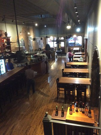 Fulton, MO: View of Bar from 2nd Level