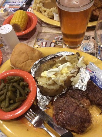 Fulton, MO: Steak Special