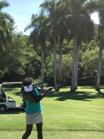 Half Moon Golf, Tennis & Beach Club: The Half Moon golf course was beautifully maintained!