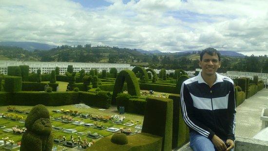 Cementerio Tulcan, Ecuador