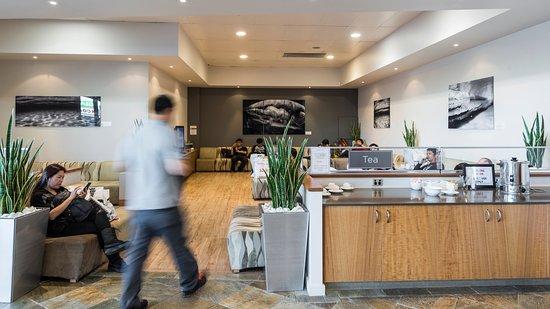 Biggera Waters, Australia: Tourism Lounge Free Tea & Coffee for Visitors