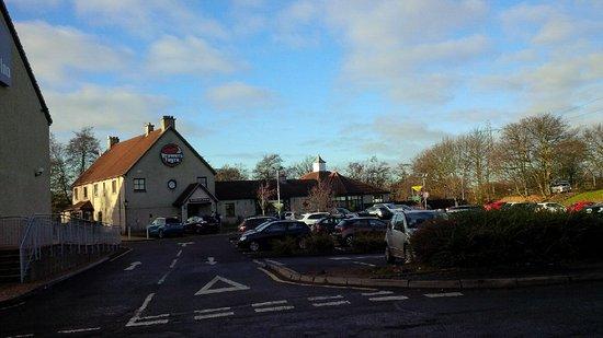 Polmont, UK : Parking