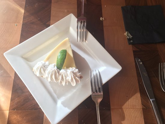 Oxford, MI: Key Lime Pie