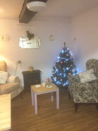 Eardington, UK: Violets Tea Room
