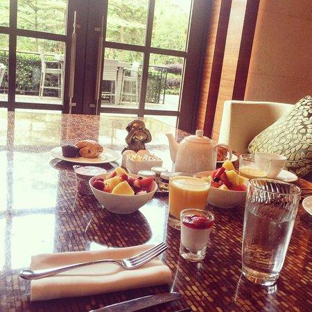 Four Seasons Hotel Macau, Cotai Strip: Breakfast