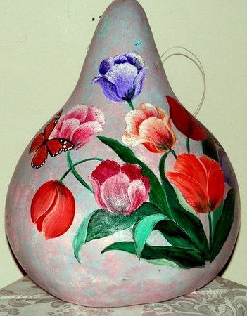 Kinzers, Пенсильвания: My Hand painted Birdhouses