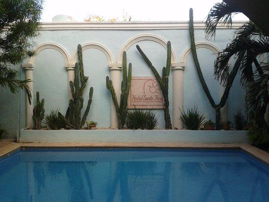 Hotel Santa Ana : Alberca