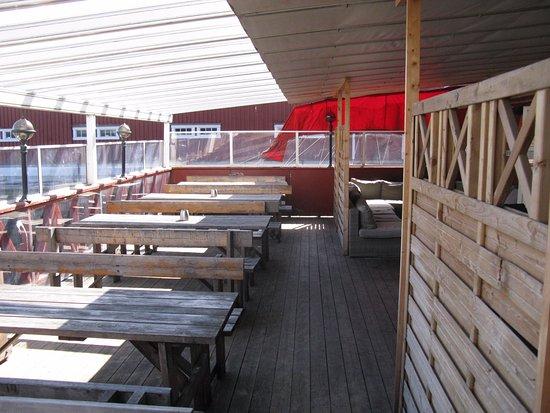Stokmarknes, Noruega: Roedbrygga Pub/Restaurant