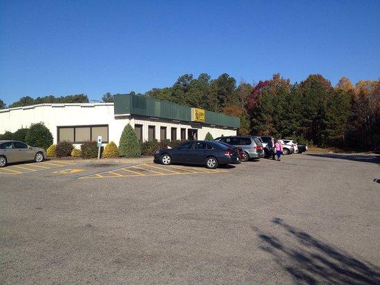 Carthage, Carolina del Norte: Pete's Family Restaurant
