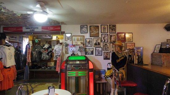Kingman, AZ: 店内