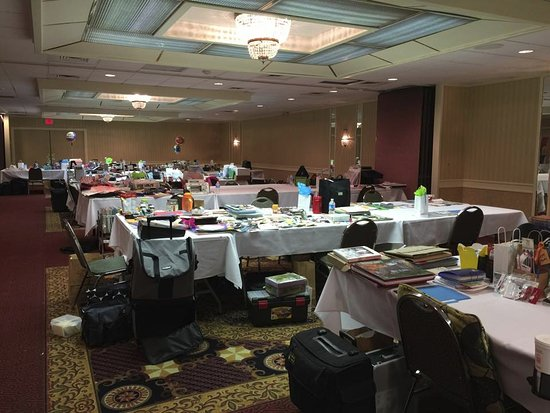 Hudson, OH: Ballrooms 1, 2 & 3