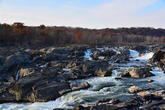 Potomac, MD: Great Falls from Maryland Side