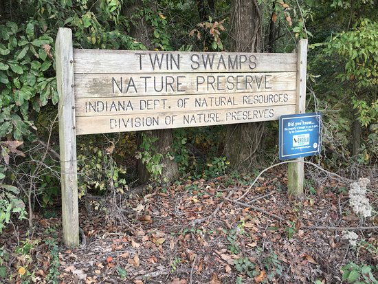 Twin Swamps Nature Preserve