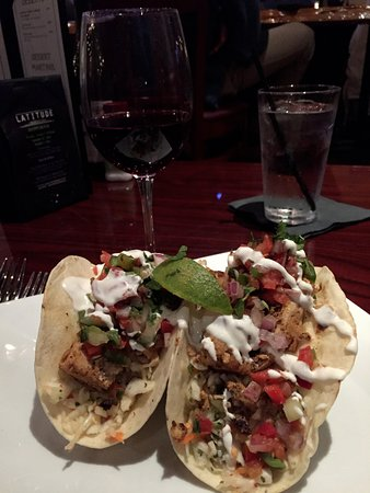 Midlothian, Virginie : Fish Tacos