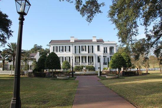 White Castle, Louisiane : vue