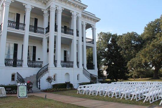 White Castle, Louisiane : côté