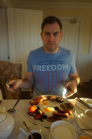 Heaton's Guesthouse: Irish Breakfast