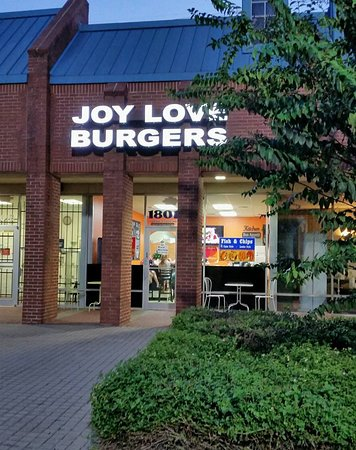 ‪Joy Love Burger‬