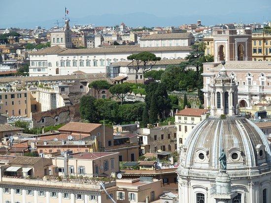 Roma dal Cielo Terrazza delle Quadrighe - Picture of Roma dal Cielo ...