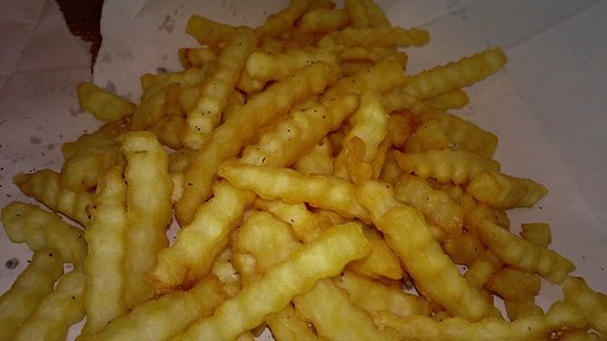 Southlake, TX: Kincaid's fries are ALWAYS served Hot & Fresh cut!!!