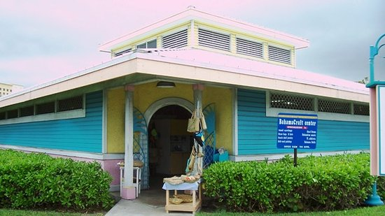 Bahama Craft Centre: Bahamas_Craft_entrance_2_large.jpg