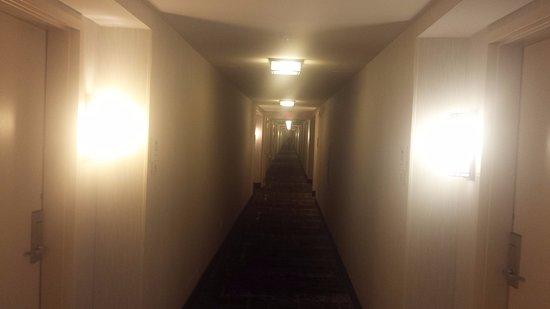 Brisbane, Kaliforniya: Looong Hallway