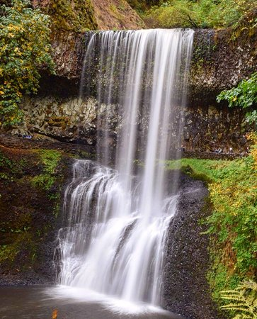 Sublimity, OR: Another beautiful waterfall.