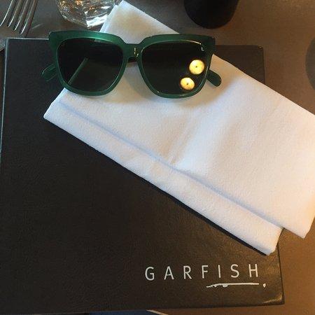 Kirribilli, Australia: Garfish table