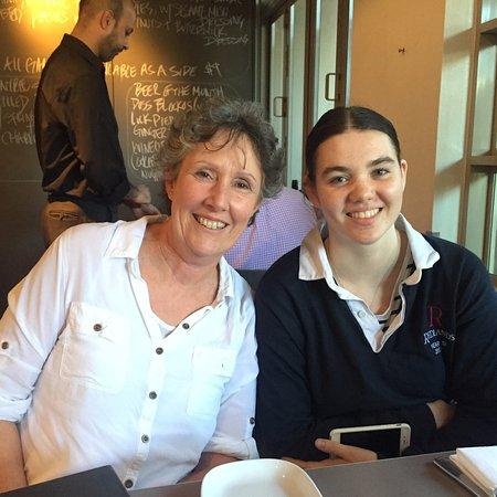 Kirribilli, Australia: Diners at Garfish