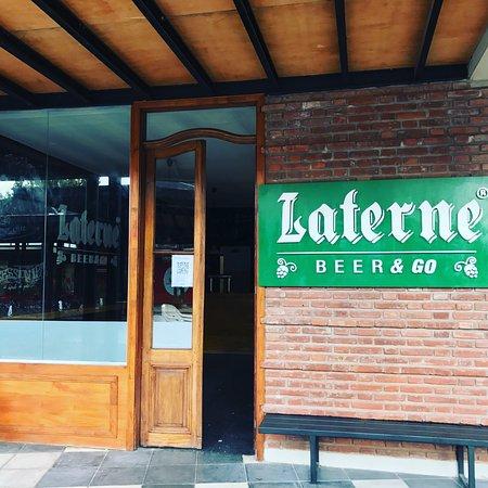 Laterne Beer & GO JK