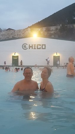 Chico Hot Springs Resort Photo