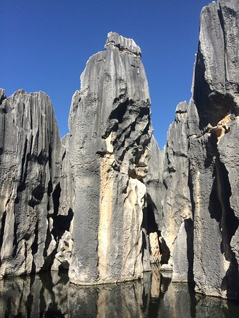 The Stone Forest Scenic Yuanguqi