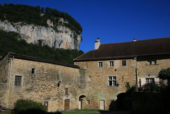 Abbaye Imperiale de Baume-les-Messieurs