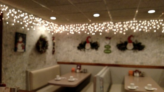Lawrenceville, Nueva Jersey: Love the Christmas decorations