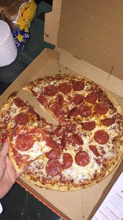 Little Caesar Bild Von Little Caesars Pizza Miami Beach Tripadvisor