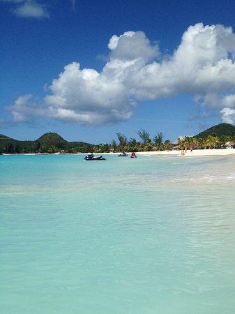 Saint Mary Parish, Antigua: Beach
