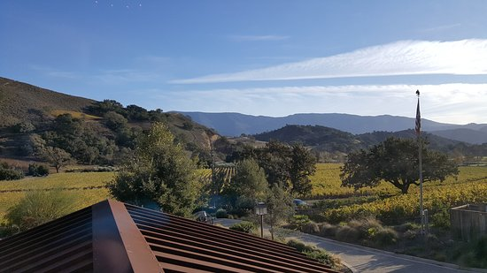 Grassini Family Vineyards: A private tour will get you this view; the tasting room won't.
