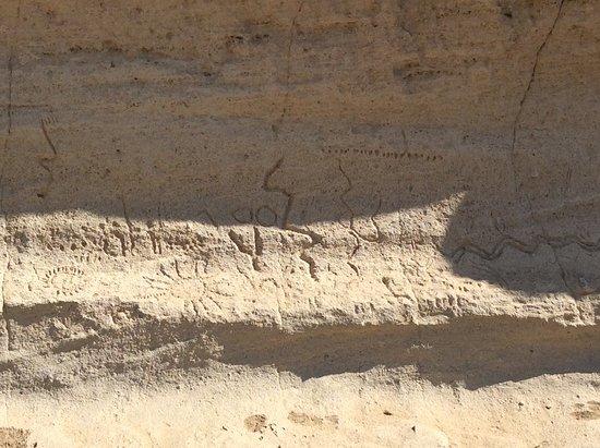 Tulelake, CA: Petroglyphs