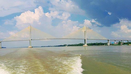 日本とカンボジアの友好の橋 - ネアックルン橋の口コミ - トリップ ...